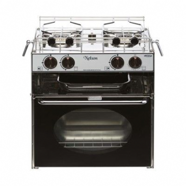 Freestanding COOKER NELSON S/ST (NO FIDDLE/GIMBAL)